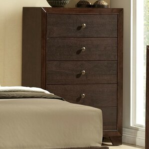 Madison 5 Drawer Standard Chest by ACME Furniture