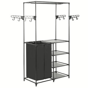 Hoodoo 87cm Wide Clothes Rack By World Menagerie