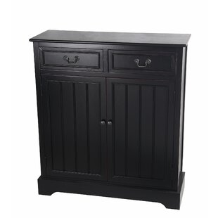 Stockbridge 2 Door Accent Cabinet by Charlton Home