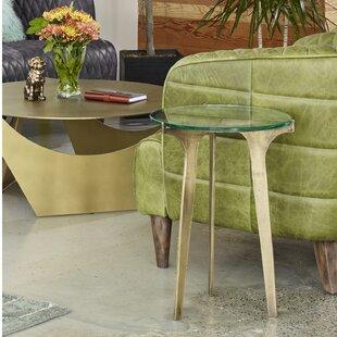 Alidge End Table by Brayden Studio