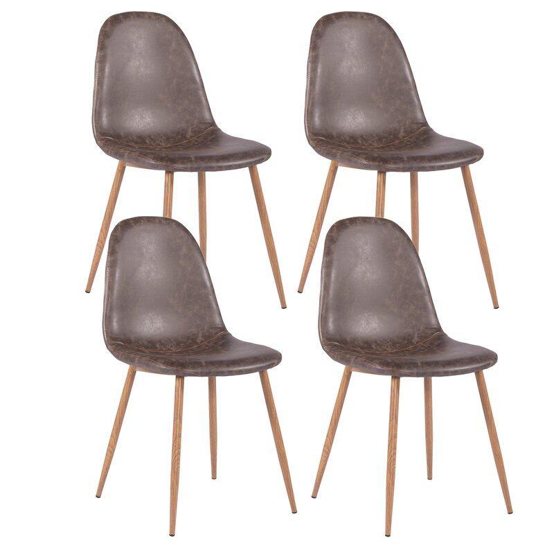 Hazelwood Home Charlton (set of 4) Dining Chair   Item# 12271