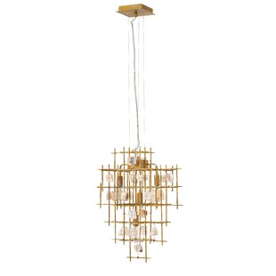 Ringsted 6-Light Geometric Chandelier by Hinkley Lighting
