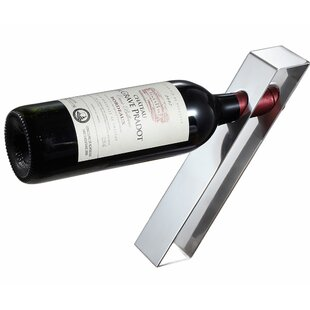Bellet 1 Bottle Tabletop Wine Rack by Vis..