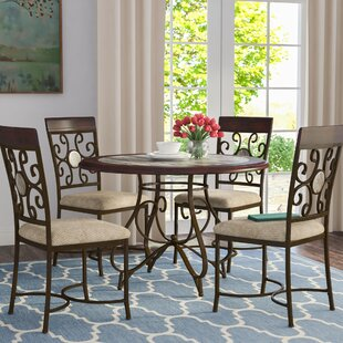Allard 5 Piece Dining Set by Red Barrel Studio