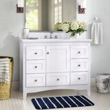 Prentice 42 Single Bathroom Vanity Set by Birch Lane