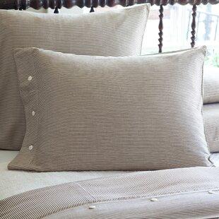 Cordele Stripe Euro Pillowcase