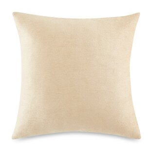 Elvin Solid Cotton Throw Pillow