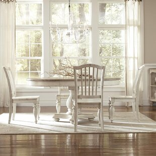 Margate 5 Piece Wood Dining Set Reviews