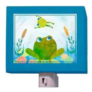 Oopsy Daisy Froggy Leap Night Light