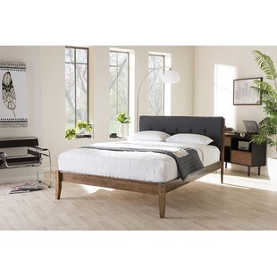 George Oliver Benfield Upholstered Platform Bed