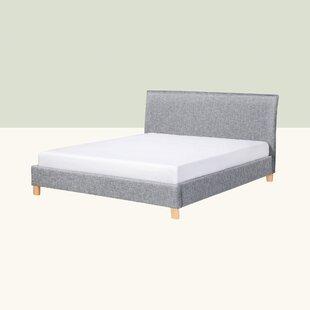 Fredette Upholstered Bed Frame By Brayden Studio