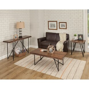 Foundry Select Courtdale 3 Piece Coffee Table Set