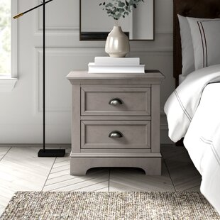 Appleby 2 Drawer Nightstand by Greyleigh