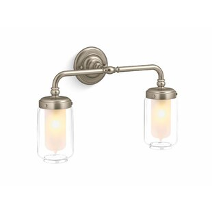 Kohler Artifacts 2-Light Plug-..