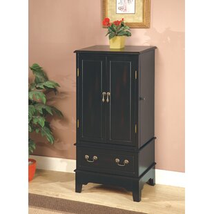 Wapato Jewelry Armoire with Mirror