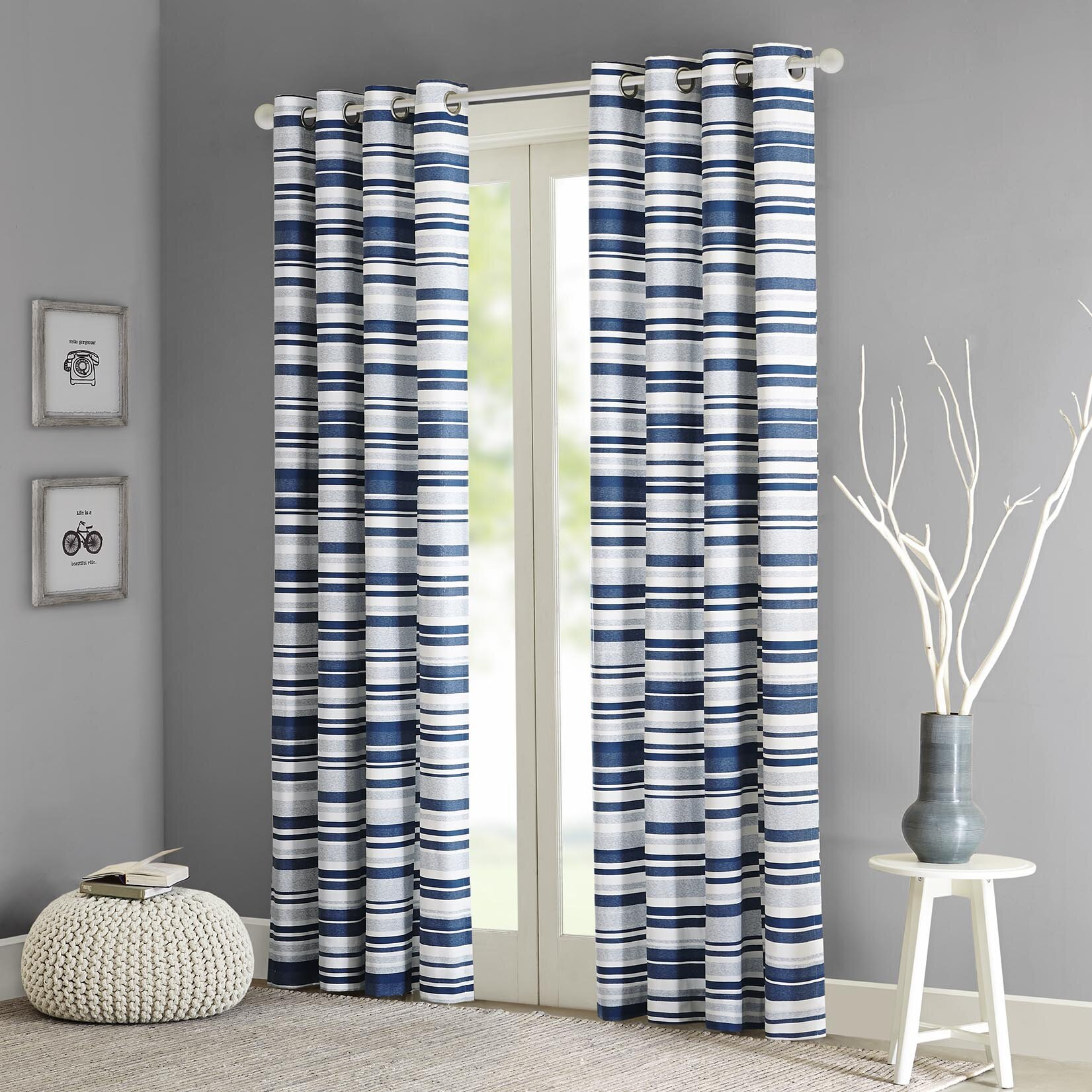 Sheer Ebern Designs Curtains Drapes You Ll Love In 2021 Wayfair