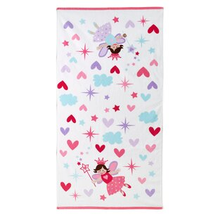 Tierra Princess Cotton Bath Towel