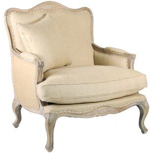 Belmont Armchair by Zentique Great Reviews