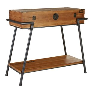 Saephan Console Table By World Menagerie