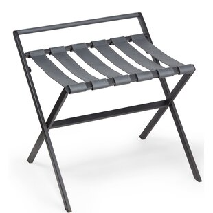 Purchase Powder Coated Luggage Rack By Roselli Trading Company