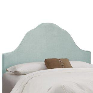Skyline Furniture Arched Upholstered Panel Headboard