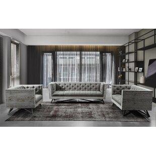 Klahn Configurable Living Room Set By Everly Quinn