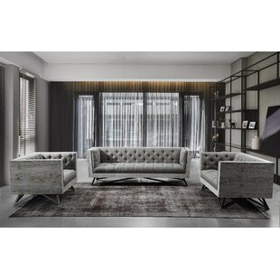 Affordable Klahn Configurable Living Room Set by Everly Quinn Reviews (2019) & Buyer's Guide