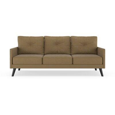 Wooding Micro Suede Sofa Corrigan Studio