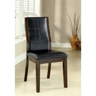 Hyland Upholstered Dining Chair (Set of 2) by Red Barrel Studio