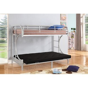 Nathaniel Home Jordan Twin Over C Futon Bunk Bed