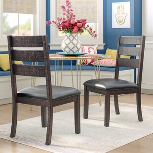 Ordway Solid Wood Dining Chair (Set of 2)