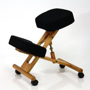 Jobri Classic Wood Kneeling Chair