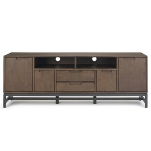 Compare prices Bak TV Stand for TVs up to 80'' by Wrought Studio Reviews (2019) & Buyer's Guide