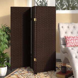 Best Clements 3 Panel Room Divider By World Menagerie