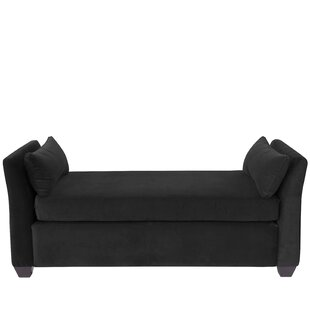 Alcor Velvet Daybed by Willa Arlo Interiors Modern