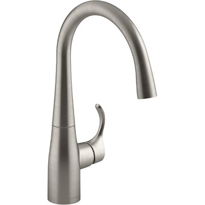 KOHLER Barossa Touchless Pull Down Kitchen Faucet Vibrant R78035-SD-VS OPEN BOX