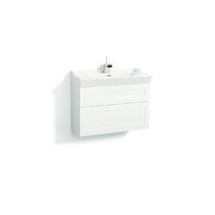 Clontarf 800mm Wall Mounted Vanity Unit By Belfry Bathroom