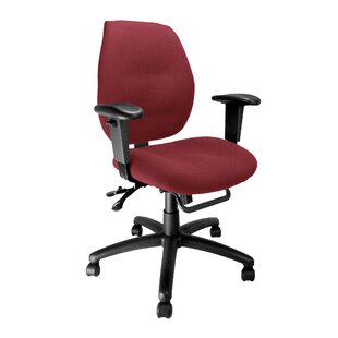 Mid-Back Task Chair With Lumbar Support By Brayden Studio