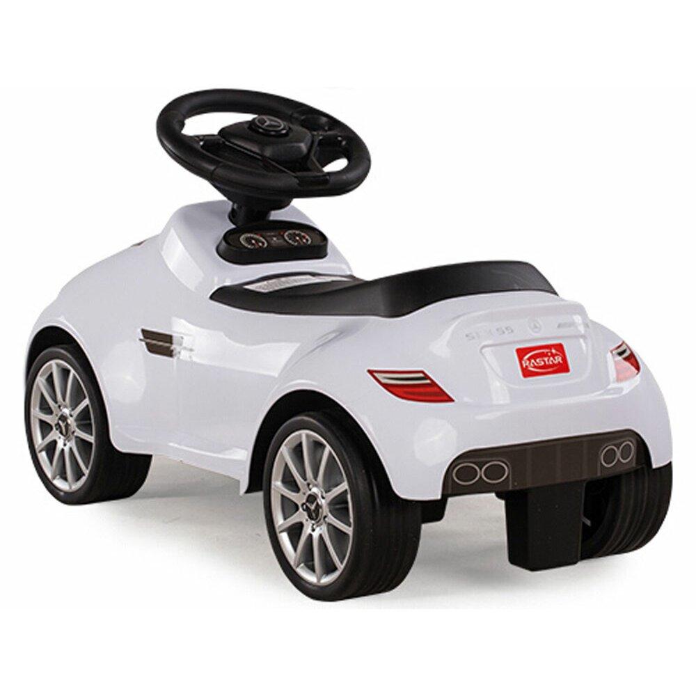Big Toys Rastar Mercedes Slk 55 Amg Foot To Floor Car