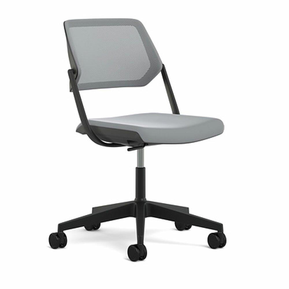 qivi midback mesh desk chair - Steelcase Chairs