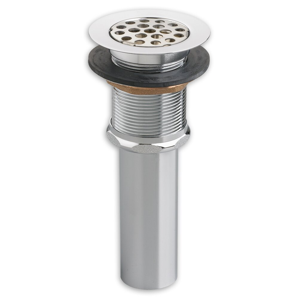 perforated 219 grid kitchen sink drain with overflow - Kitchen Sink Overflow Pipe