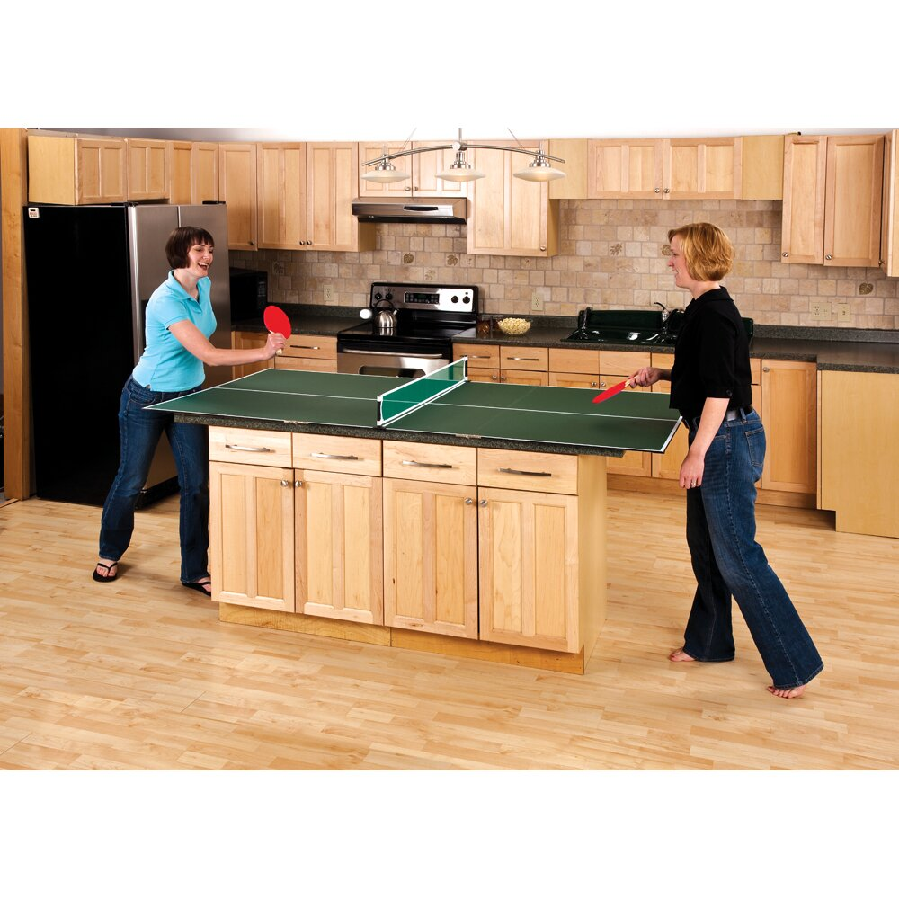 GLD Products Fat Cat Portable 7' Table Tennis Conversion Top ...