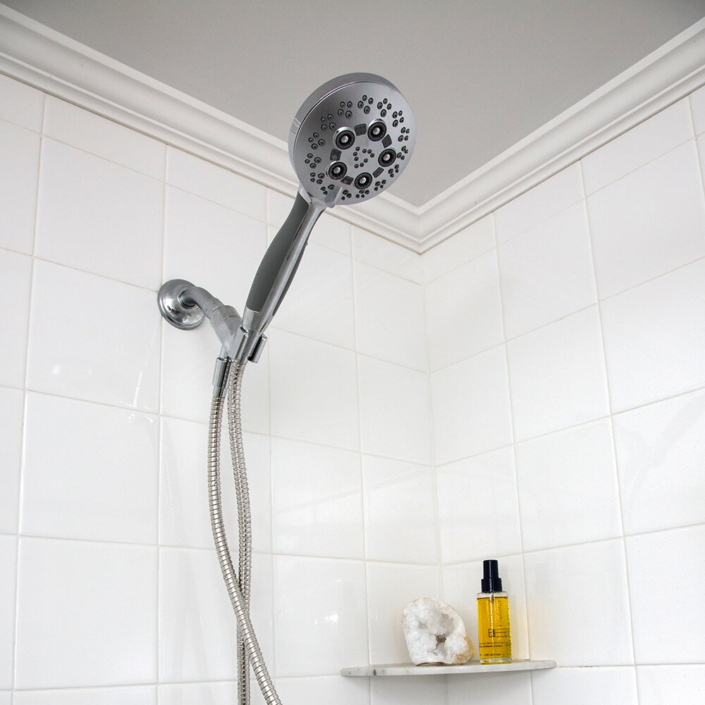 rio 25 gpm shower head