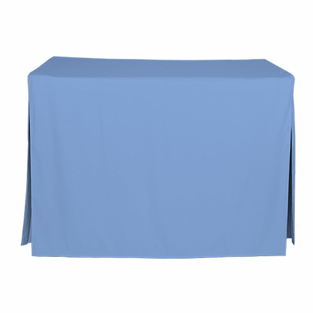 Tablevogue 48 Quot W Fitted Tablecloth Wayfair Ca