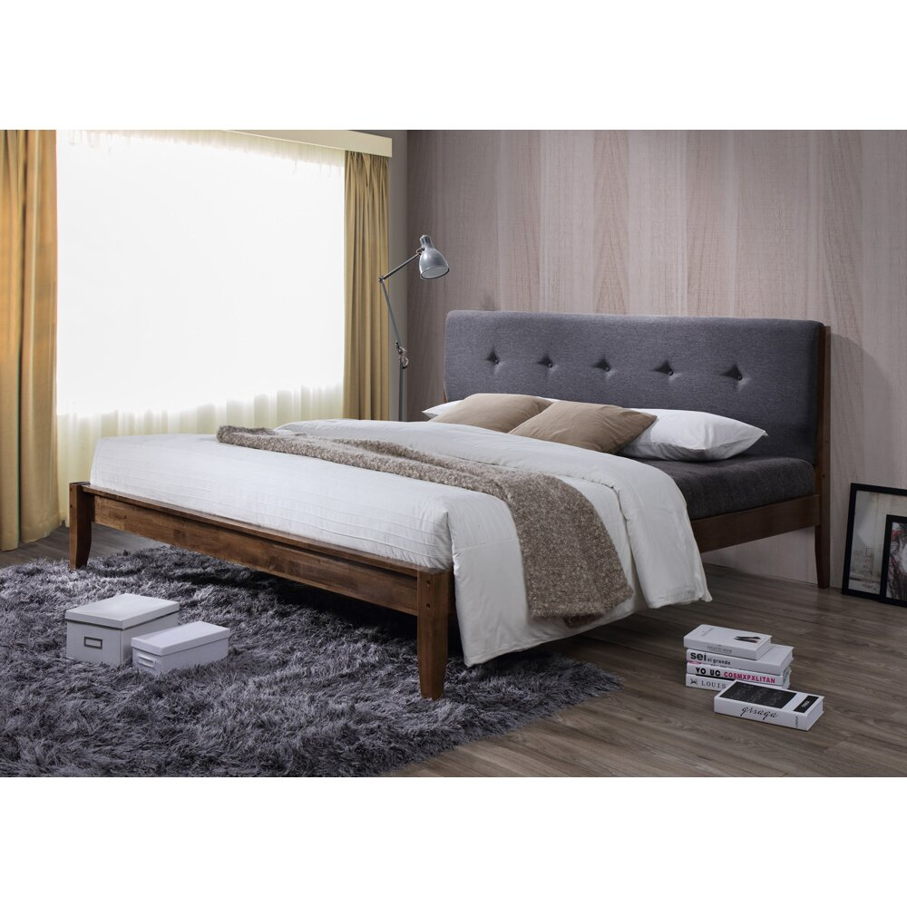 Room and board platform bed - Room And Board Platform Bed Cadena Upholstered Platform Bed