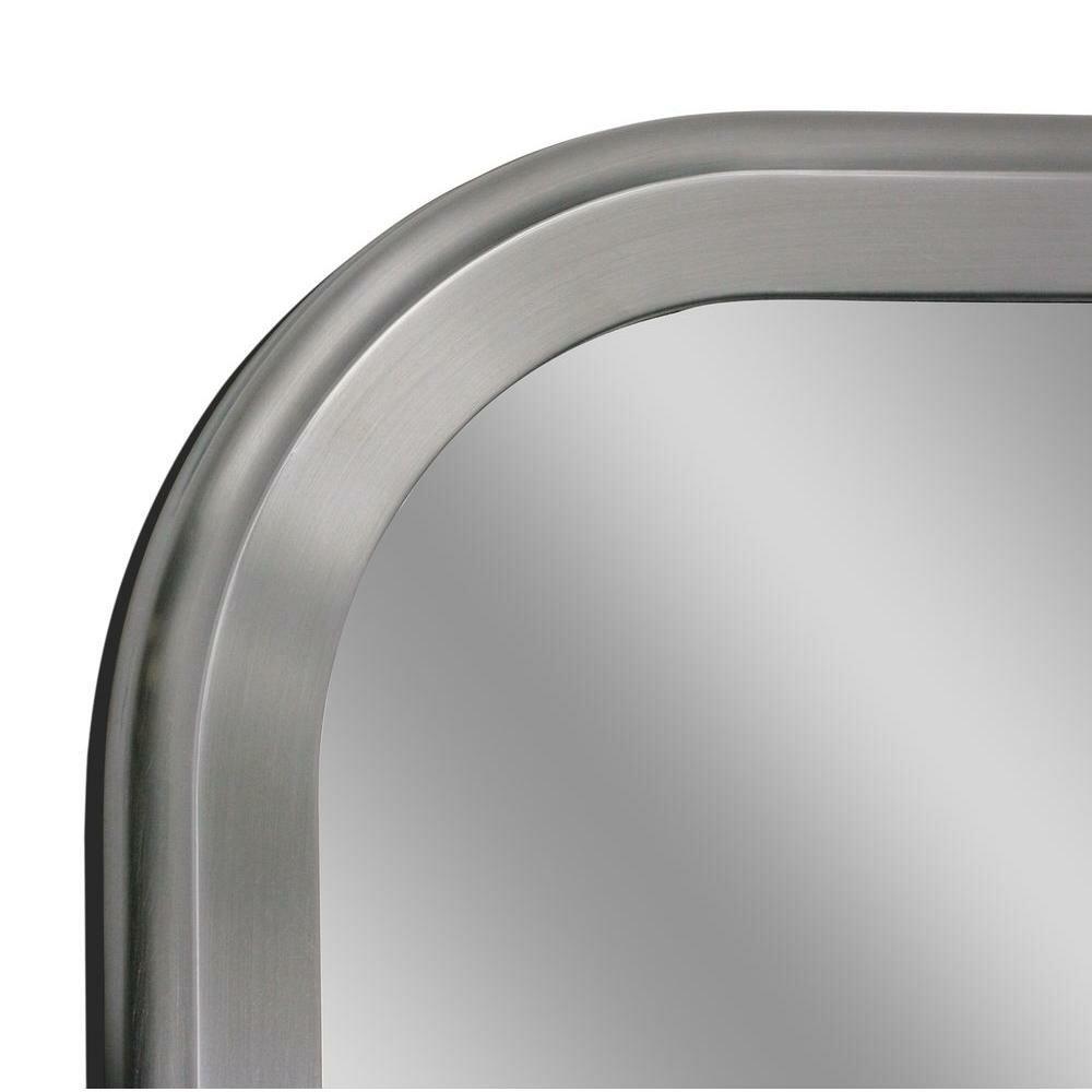 Bathroom vanity wall mirror - Radius Corner Bathroom Vanity Wall Mirror