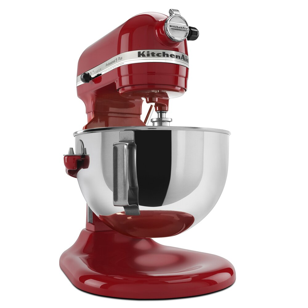 KitchenAid Professional 5 Plus Series Bowl-Lift Stand Mixer ...