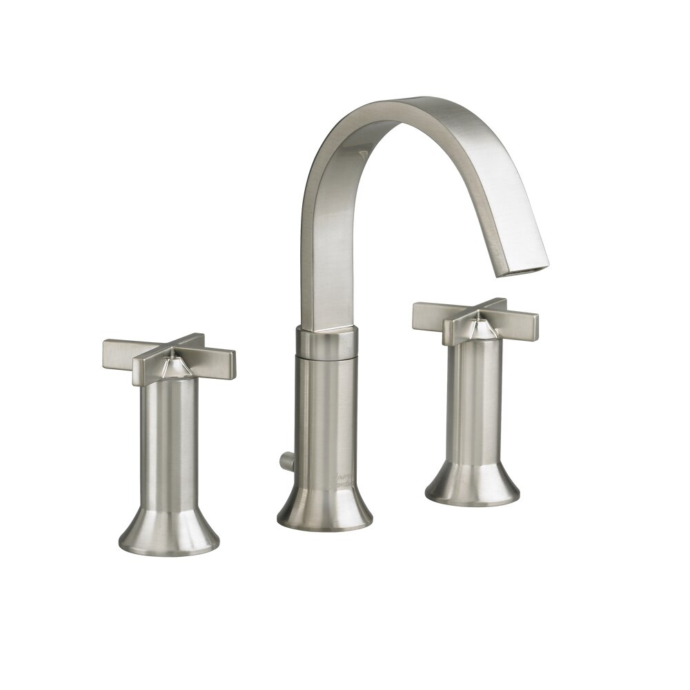 American Standard Berwick Widespread Bathroom Faucet With Double Cross Handles Reviews Wayfair