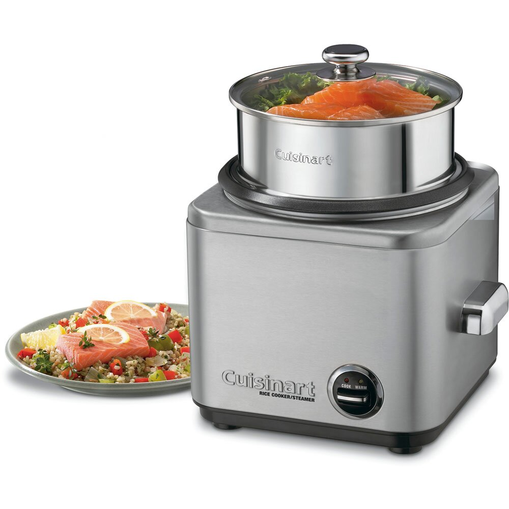 Rice Cooker & Steamer How To Cook Quinoa