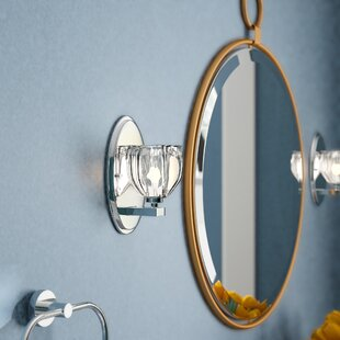Whaley 1-Light Bath Sconce by Winston Porter